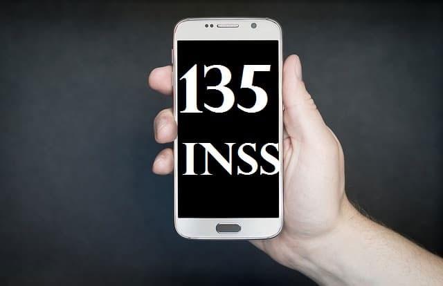 135 INSS atendimento
